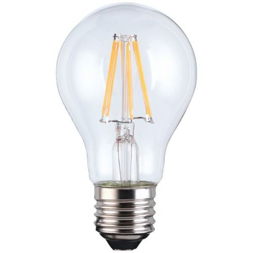 TCP Smart  LED WiFi Lightbulb 9W ES Warm White Filament  (806 lumens) 290459